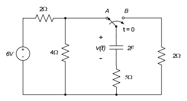 For the circuit shown, find&nb