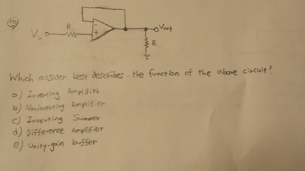 Which answer best describes the function of the ab