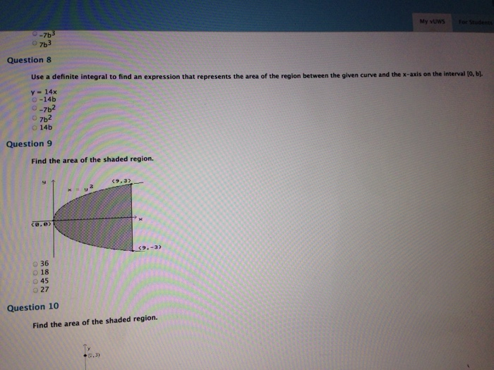 how to find definite integral