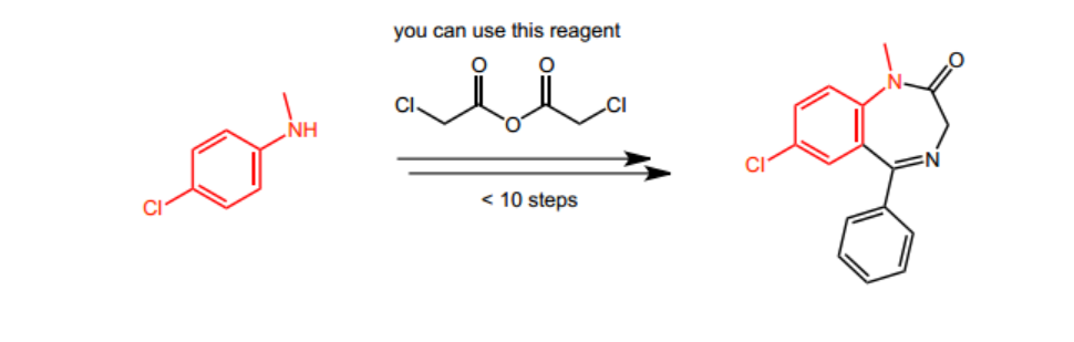Multistep synthesis?