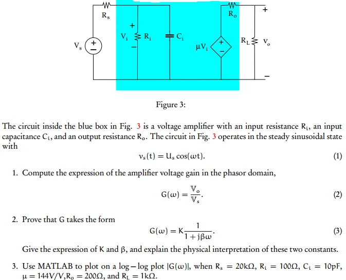 The circuit inside the blue box in Fig. 3 is a vol