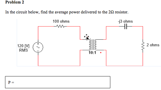For the circuit shown below, find the transfer fun