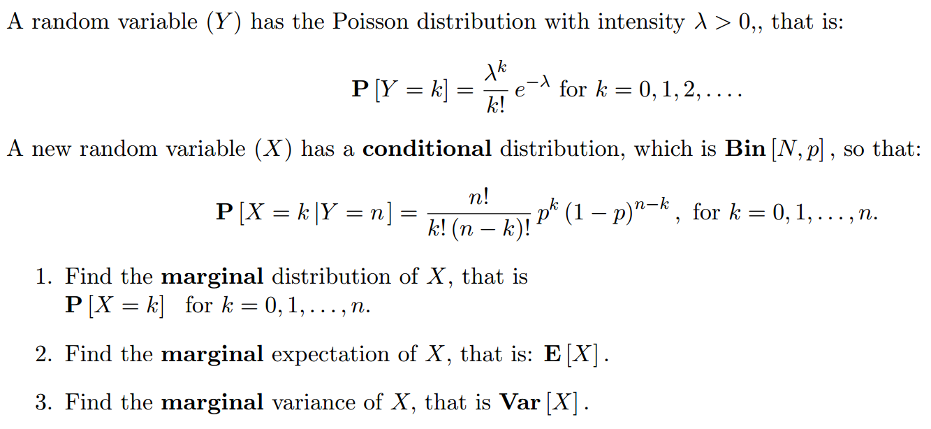 how to find the variance in poisson
