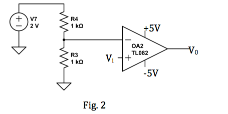 Occasionally, op-amps are operated in an open-loop