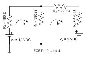 Construction of the Circuit and Measurement of Cir