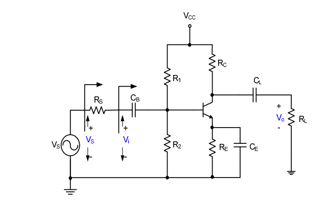 consider the circuit of figure 1 with vcc   12 v