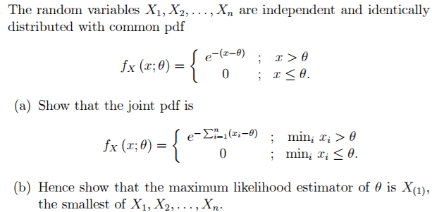 how to show two random variables are independent