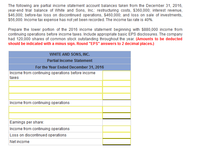 income tax questions and answers pdf