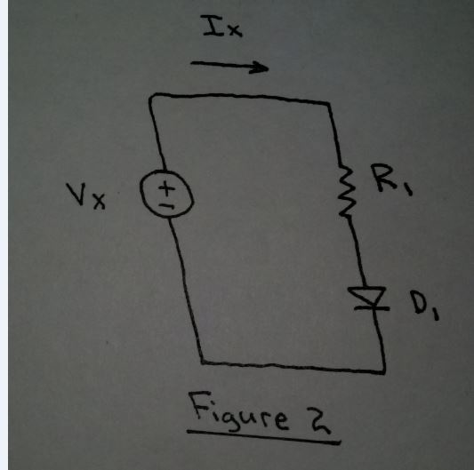We wish to determine R1 and Is for the circuit sho