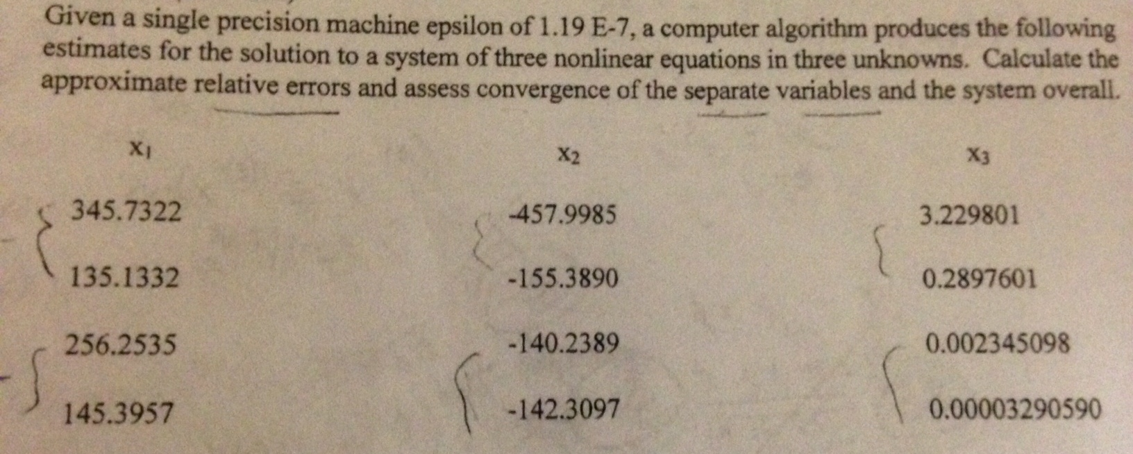 how to calculate machine epsilon