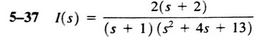 In Problems 5-31 through 5-48, determine the inve
