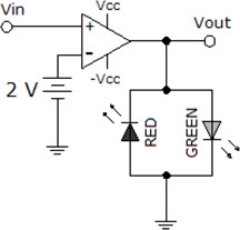 In the circuit below, which&nb