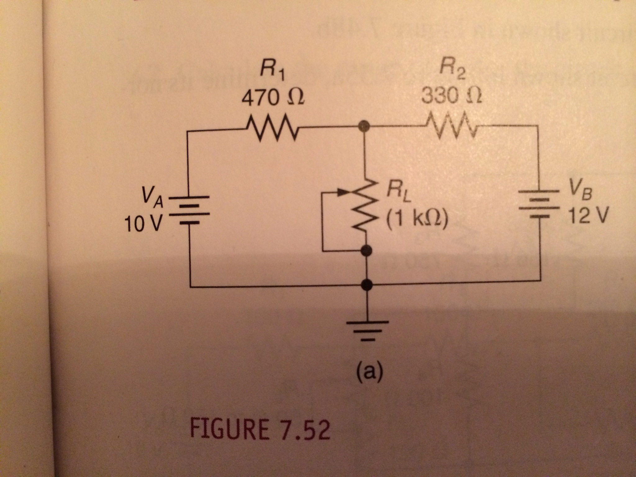 Calculate the maximum possible load power for the
