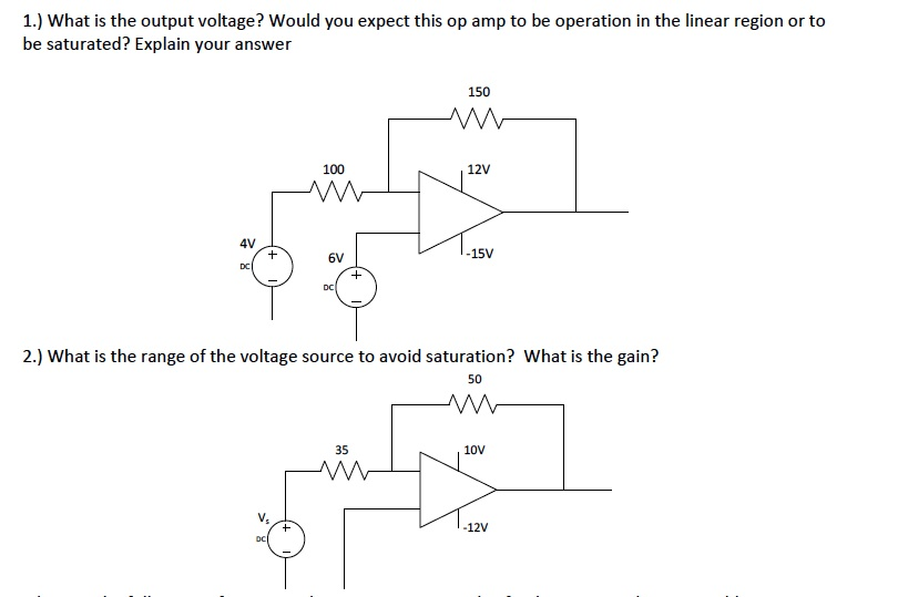 What is the output voltage? Would you expect this