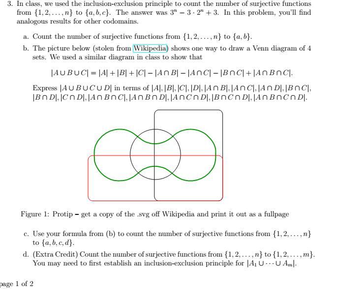 Venn Diagram For 4 Sets Formula Romeondinez