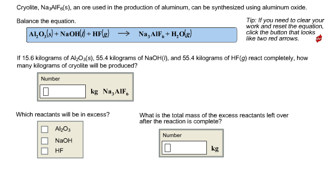 how to find the mass of aluminum
