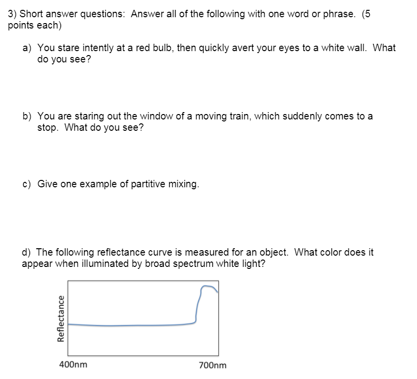 word question and answer
