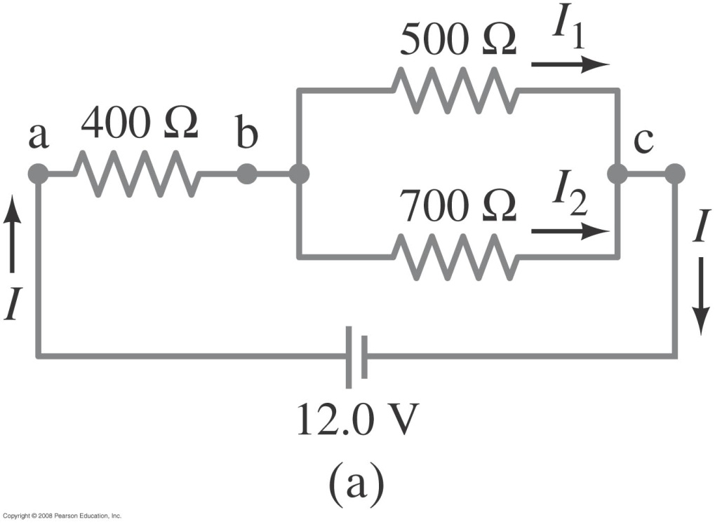 solved  consider the circuit below  determine the current