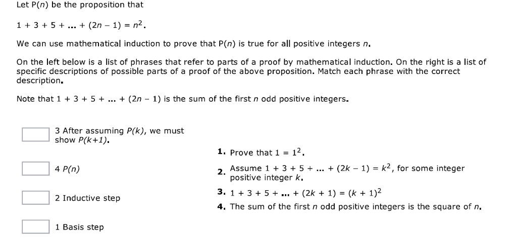 Solved: Discrete Math Practice Question: I Need Confirming ...