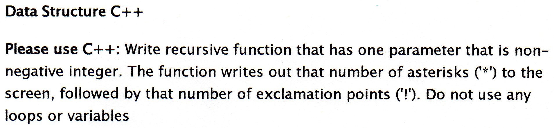 how to write recursive functions in math
