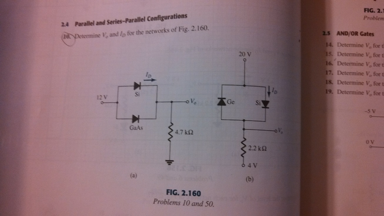 Parallel and series-parallel configurations Deter