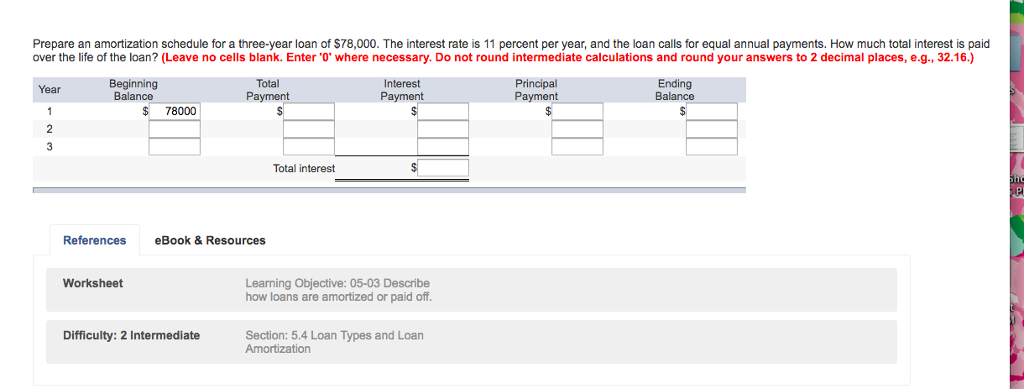 amortization schedule yearly payments akba greenw co