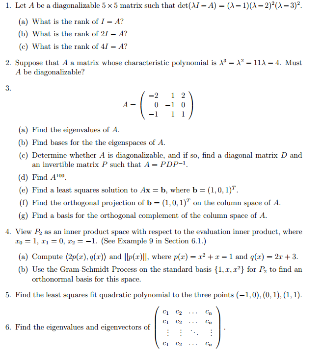 star example questions