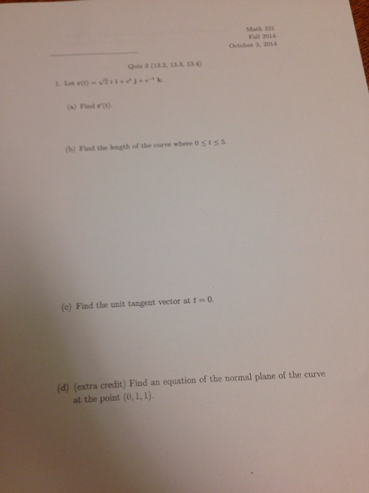 how to find exact length of curve