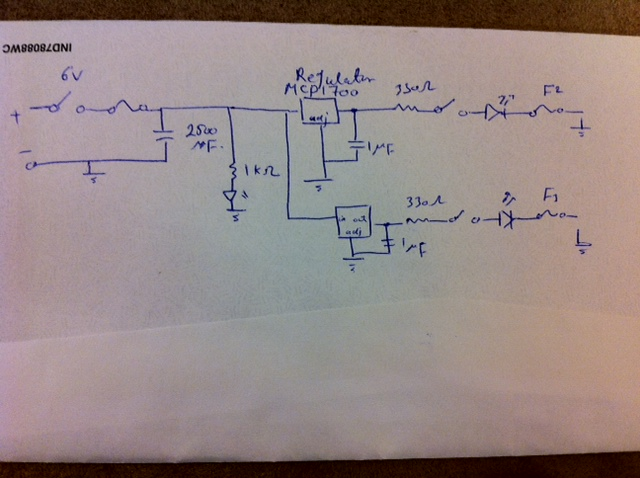 Hello,what I have to add to this circuit to get th