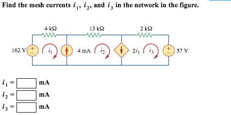 Caluclate the current gain i0/is in the circuit sh