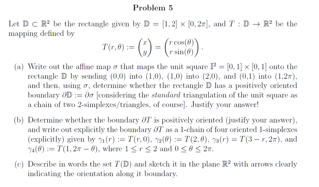 Solved: (Based On Principle Of Mathematical Analysis) Let ...