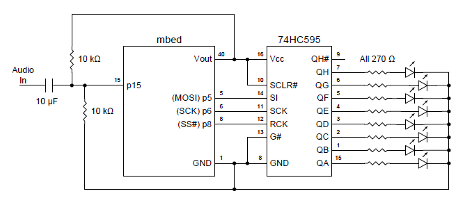 An Audio Sound Level Meter Is Constructed With The Cheggrhchegg: Audio Level Meter Circuit At Gmaili.net