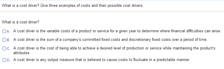 Solved Explain How Mixed Costs Are Related To Both Fixed