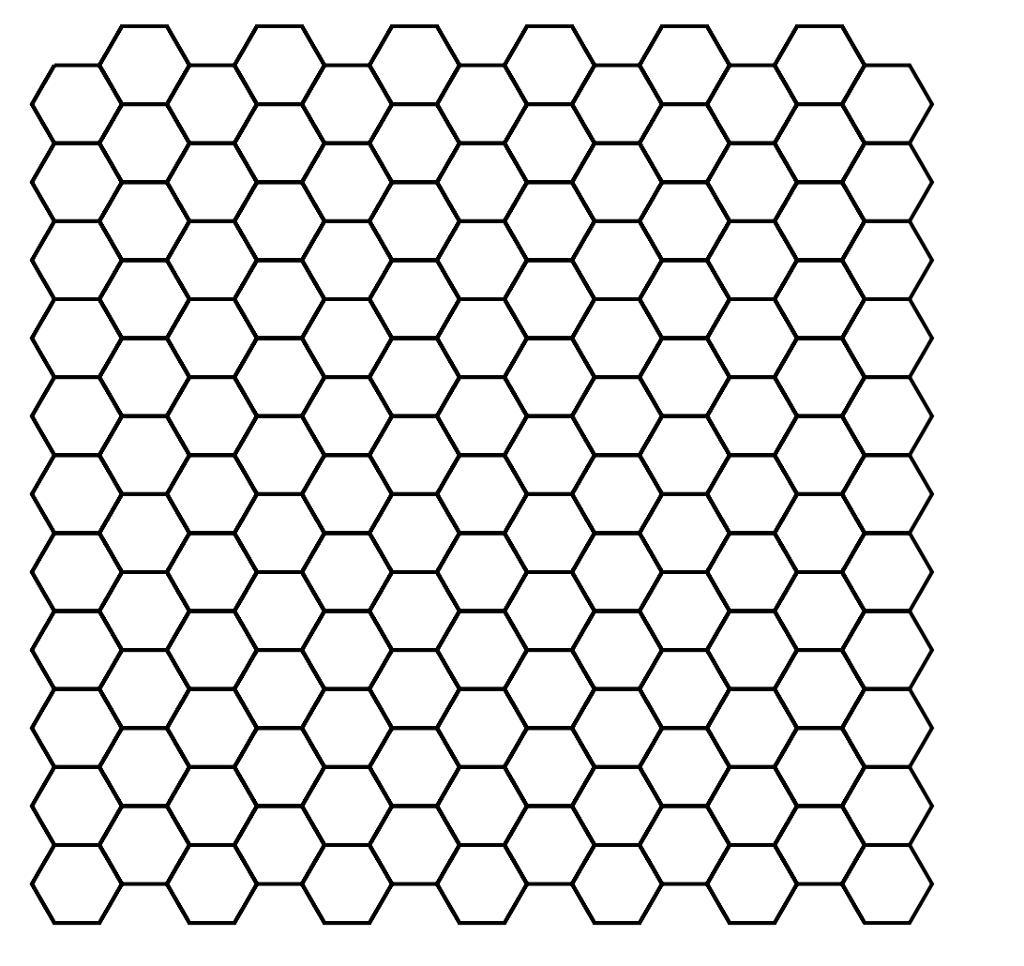 hex sheet