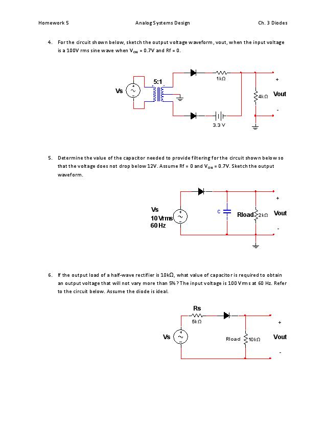 Design a 3-stage op amp circuit to amplify an inpu