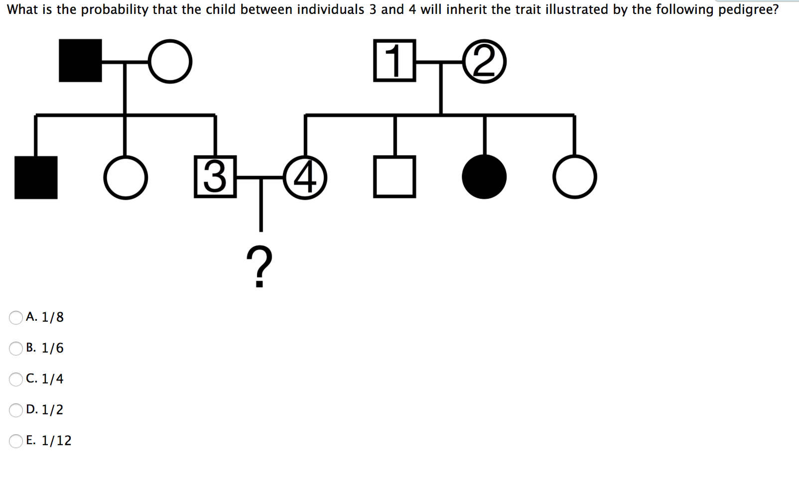 Solved what are the possible genotypes of individual 1 ba pedigree analysis please help explain this to me what are the biocorpaavc