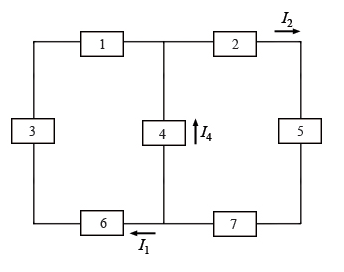 Solve for V3 and V5 in the following circuit