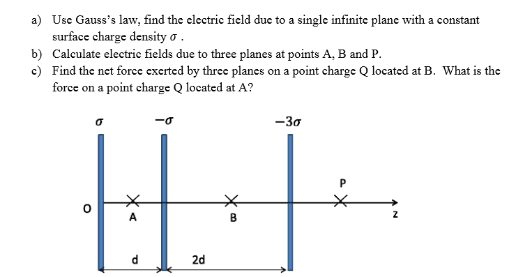 A charge is uniformly distributed with a constant