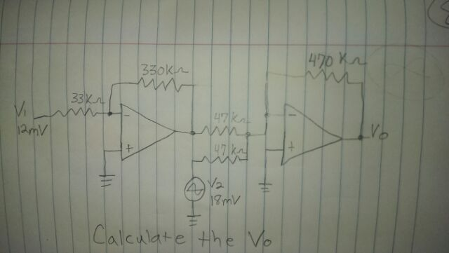What is the output voltage