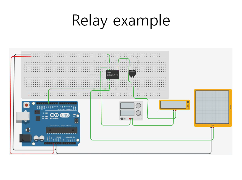 """... Implement a system that controls two bulbs using IR remote control Implement using """"circuits io"""" site Implement IR remote using """"IRremote.h"""" Se """"LU-5-R"""" ..."""