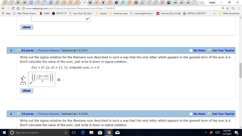 WebAssign in the Department of Mathematics and Statistics WebAssign