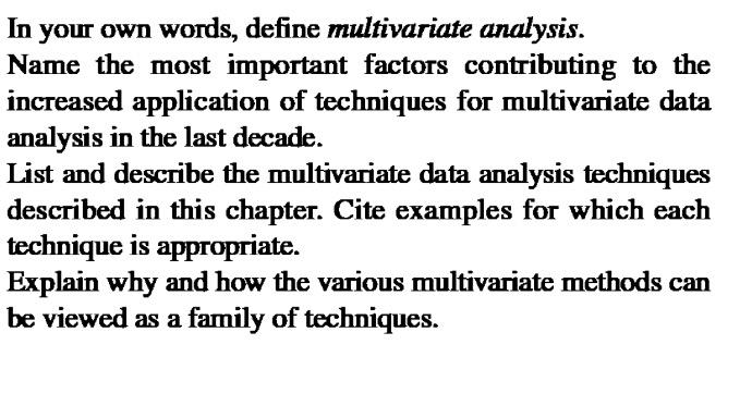 define data analysis