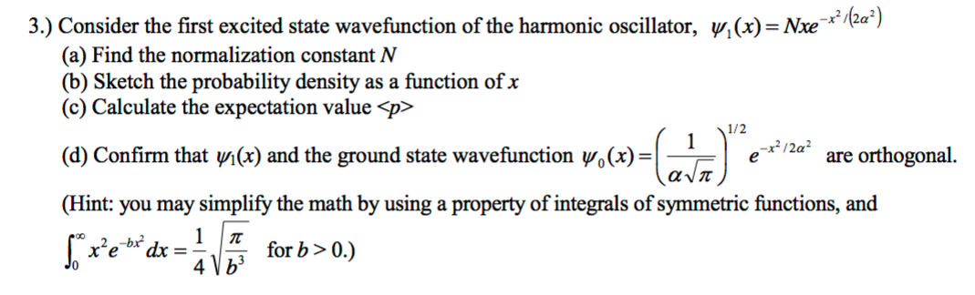 how to find the first harmonic