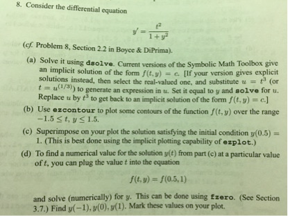 differential equations with boundary value problems 9th edition chegg