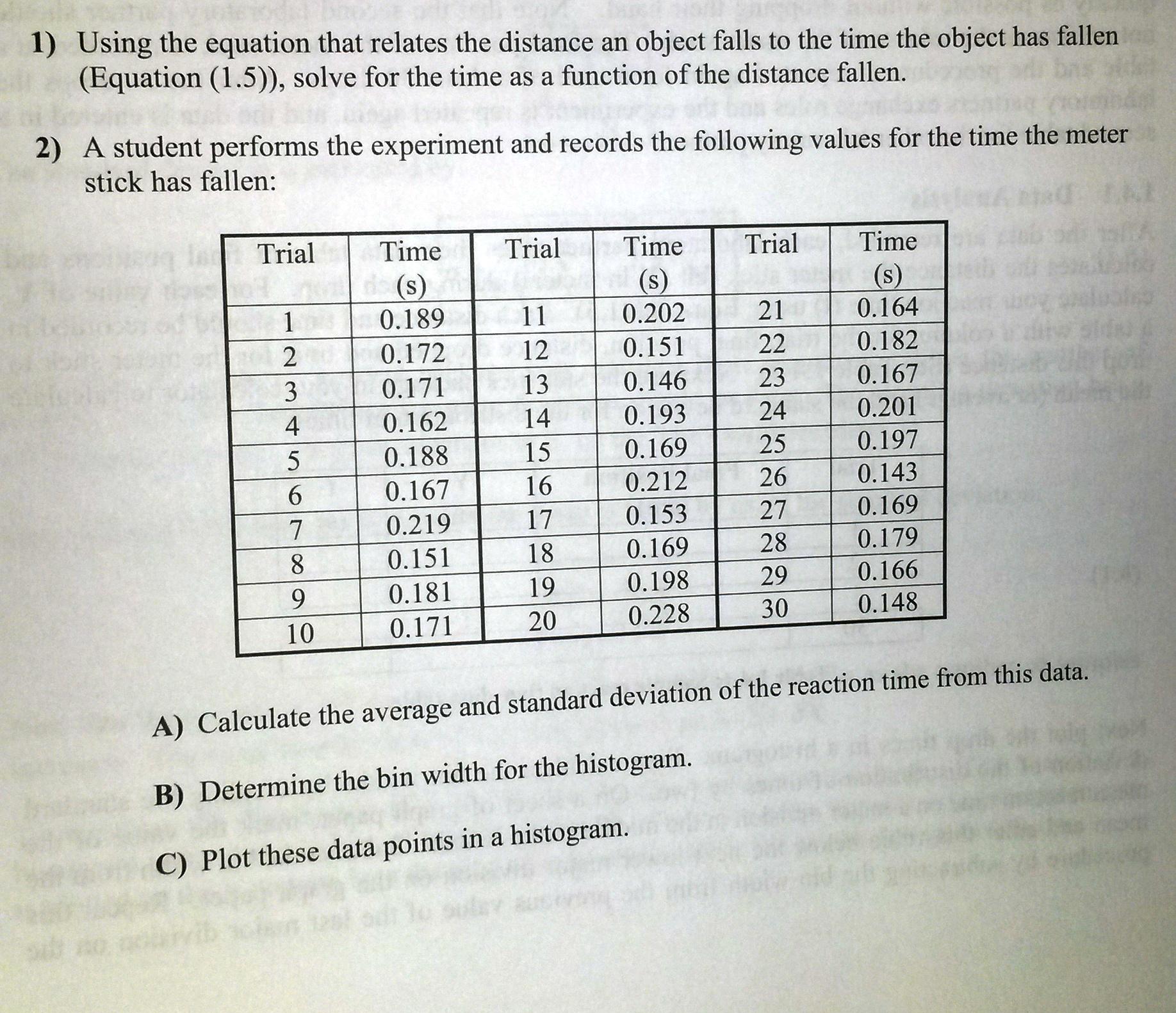 2(98) T^2 1) Using The Equat