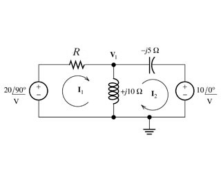 solve for the node voltage&nbs