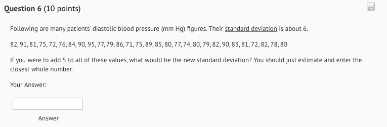 how to find number of people with standard deviation