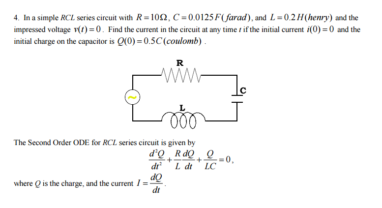 In a simple rcl series circuit with r 10 ohm c chegg in a simple rcl series circuit with r 102 c 00125 f sciox Images