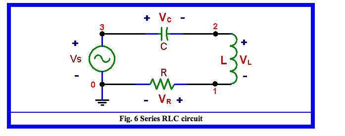 Calculate current and voltage on all components of