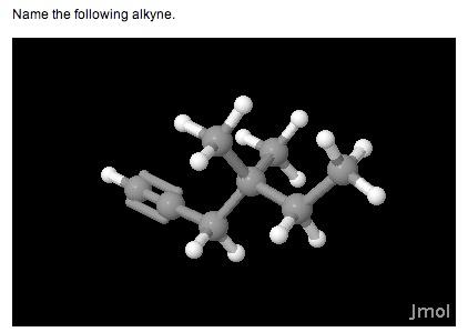 Name The Following Alkyne. | Chegg.com
